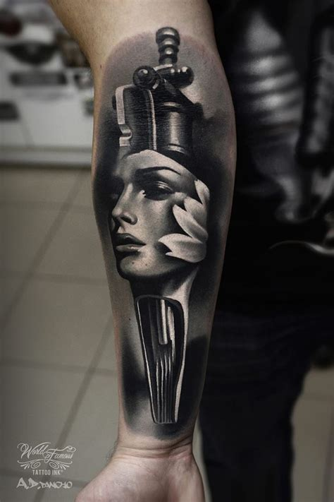 black and grey forearm tattoo designs amazing black and gray on forearm black and gray