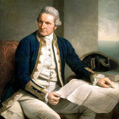 captain james cook world of faces captain cook james cook world of faces