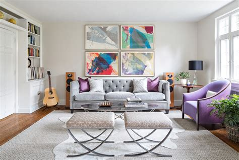 clean bedroom nyc living spaces transitional living room new york by clean design
