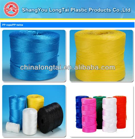 Piyama Banana Pp Blue agriculture packing banana pp twine 100 pp polypropylene string of polypropylenetwine