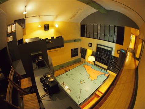 lascaris war rooms valletta two year trip