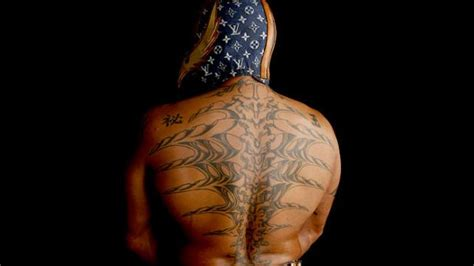 rey mysterio tattoo photos wwe com