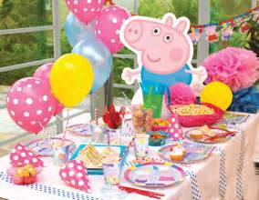 style peppa pig party party pieces blog amp inspiration