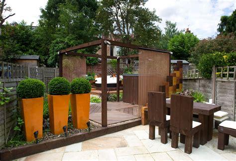 big garden ideas small garden design space creating