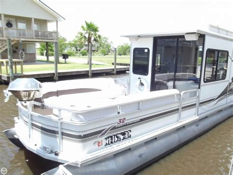 craigslist jackson ms pontoon boats sun tracker 32 party cruiser for sale in bay st louis ms