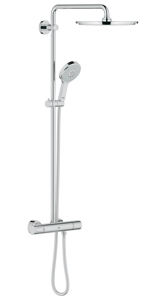 colonne de rainshower de grohe
