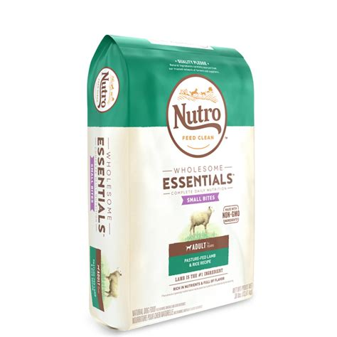 nutro wholesome essentials puppy nutro wholesome essentials small bites pasture fed rice recipe