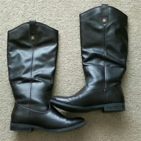 payless brown boots 78 american eagle by payless shoes brown