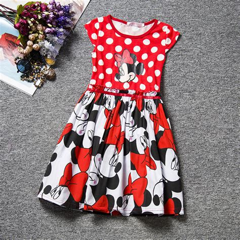 Dress Minnie Biru Dongker Sale sale dresses mickey minnie dress princess costume hello dress robe enfant summer