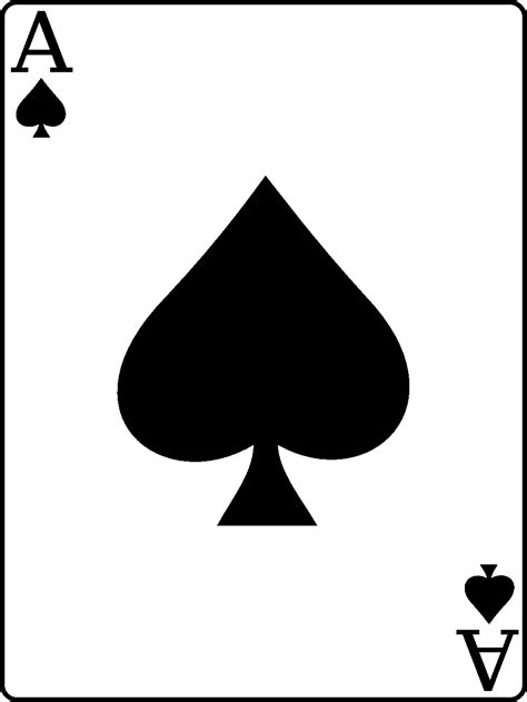 printable playing cards spades sean s blog the way of a future teacher april 2010