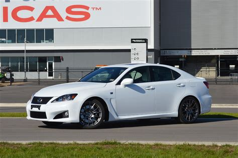 lexus isf lexus is f avoids cancellation priced from 63 350