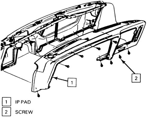 service manual how to remove instument cluster 1990 buick estate 2013 gmc sierra gauge