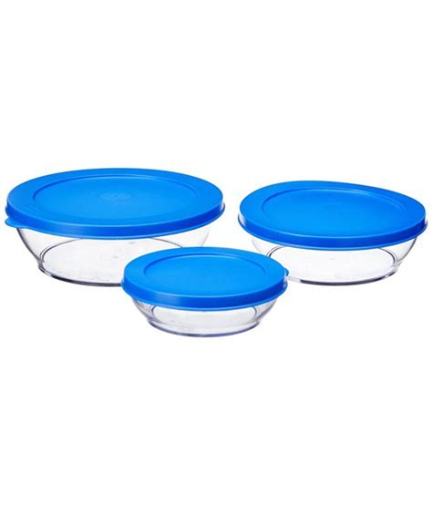 Tupperware Clear Bowl Set 2 21 on tupperware lid bowl set 2 pcs on snapdeal