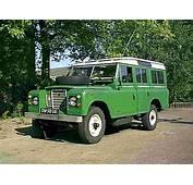 IWEMA Enterprise Land Rover 109 SIII On LPG