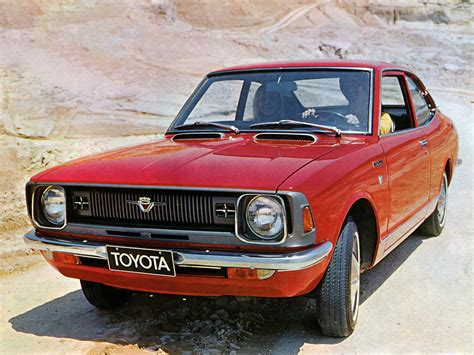 Toyota Corolla 1970s 1970 Toyota Corolla 1600 Related Infomation Specifications