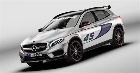 Modele Gla Mercedes