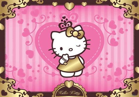 Mural For Walls hello kitty wallpaper collection for free download
