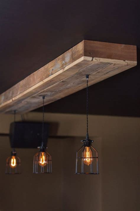 Rustic Lights Fixtures Reclaimed Barn Wood Light Fixtures Bar Restaurant Home Rustic Lighting With Http