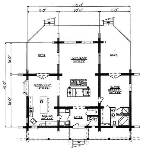 fireplace floor plan log home package macaffrey plans designs international