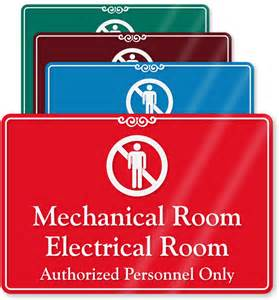 room sign electrical room signs mysafetysign