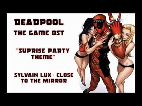 deadpool theme junkie xl elitevevo mp3 download