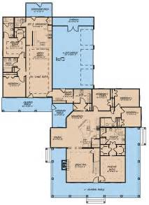 House Plans With Inlaw Apartments Country House Plan 193 1017 6 Bedrm 3437 Sq Ft Home