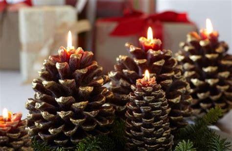 decorare candele natalizie fai da te candele fai da te di natale una decorazione per la casa