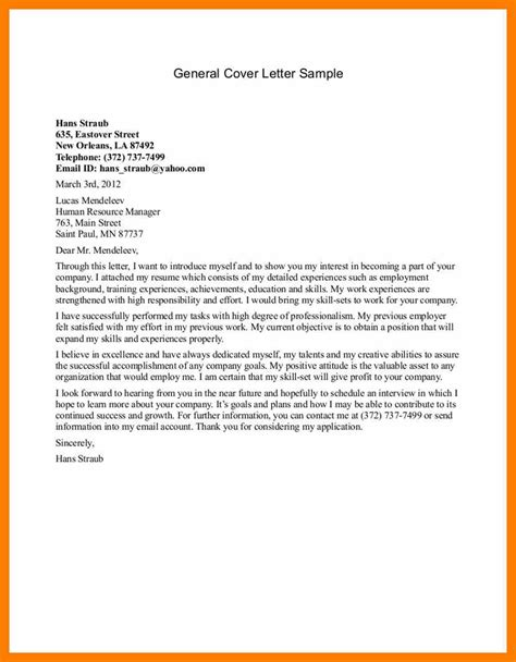 proper cover letter for resume resume cover letter exles resume format