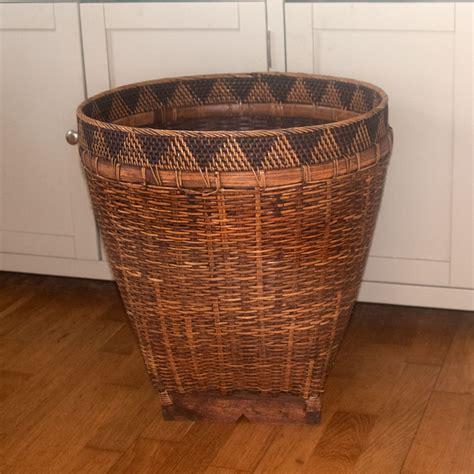 Basket Ls by Large Bamboo Laundry Basket