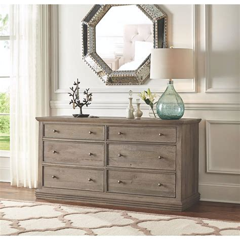home decorators collection gray furniture the home depot home decorators collection aldridge 6 drawer antique grey