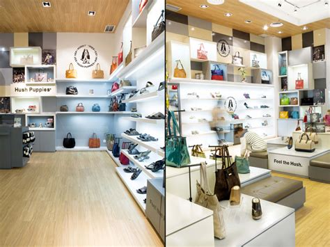 hush puppies outlet store hush puppies store by acrd jakarta 187 retail design