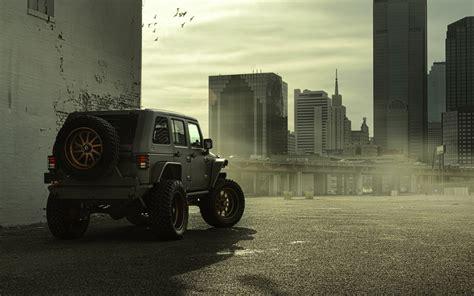 city jeep jeep wrangler dark city wallpaper
