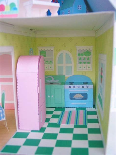 a dollhouse pdf dollhouse furniture printable paper craft pdf crafting