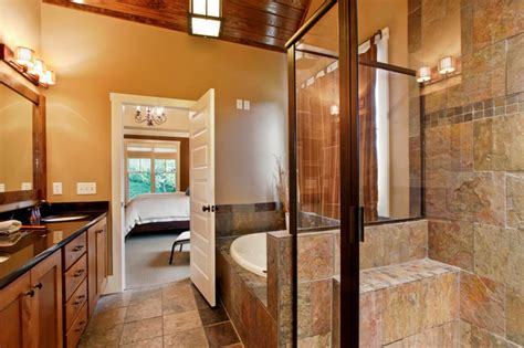 previous work craftsman bathroom other metro by
