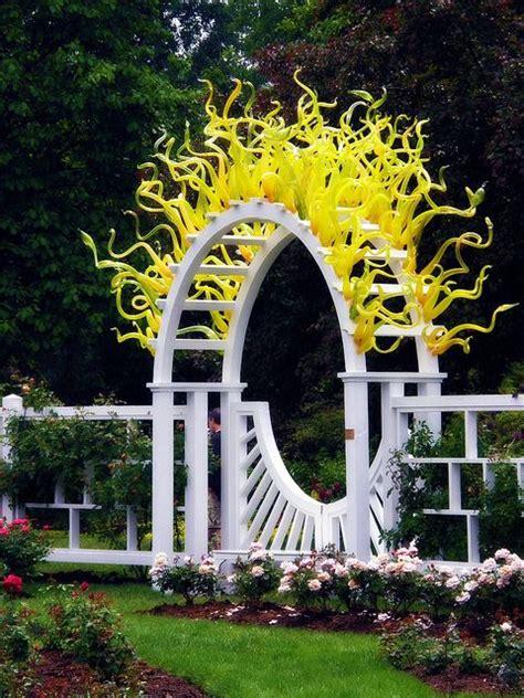 st louis botanical garden lights 10 best images about wedding arbor designs for gardens on