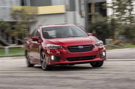 subaru impreza a 2017 subaru impreza 7 reasons to get the hatch and skip