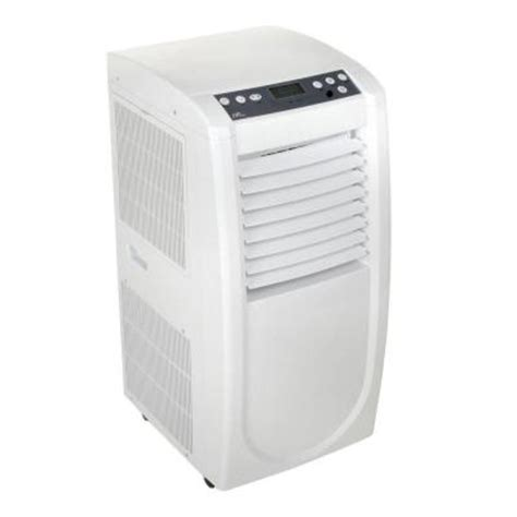 spt 9 000 btu portable air conditioner with dehumidifer