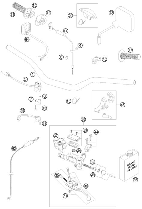 ktm light switch wiring diagram ktm just another wiring site