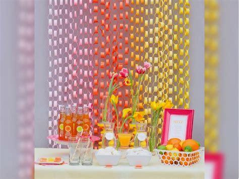 Cat Slr1 Rantai 5 Warna proyek liburan 5 dekorasi dinding buatan sendiri