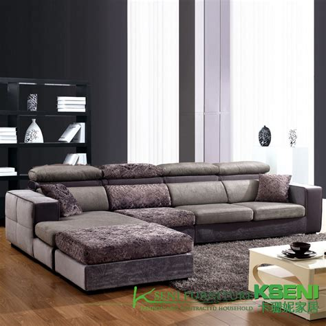 U Shaped Living Room Furniture by Card Sandee Furniture Fabric Sofa Wealthy Family Living