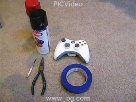 spray paint original xbox how to custom paint your xbox controller