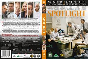 spotlight dvd cover 2015 r2 nordic