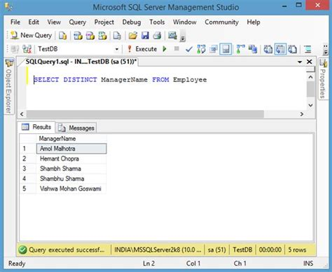 Sql Select Into New Table by Insert Distinct Column Value From One Table To Another
