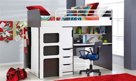 Bunk Beds Harvey Norman Oxford Single Bunk With Workstation By Furniture From Harvey Norman New Zealand