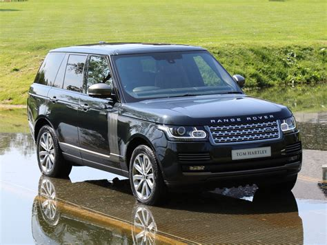 black land rover range rover current inventory tom hartley