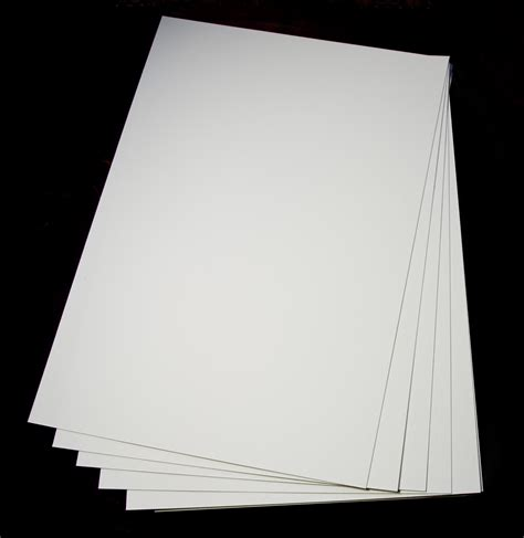 Of Paper - blotting paper traditional acid free 300gm 5 x a4