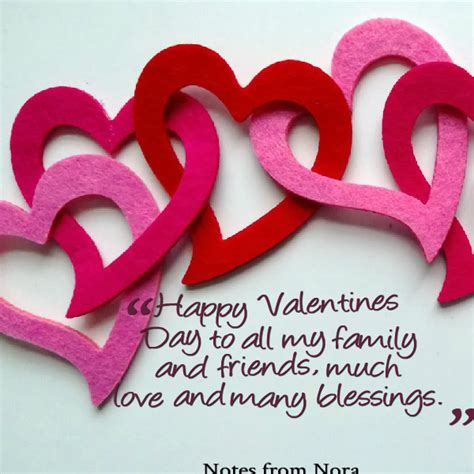 happy valentines day to friends and family day quotes pictures images photos