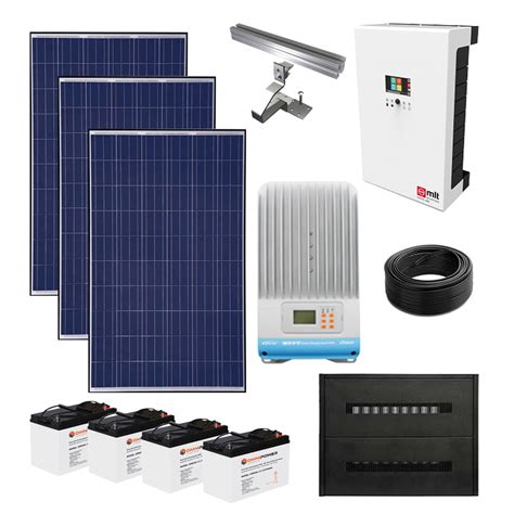 solar energy kits for homes 2kw expandable hybrid solar power kit solar advice
