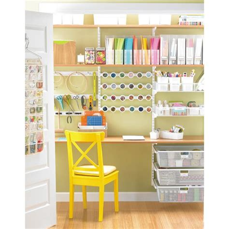 Craft Closet Organization Ideas by Ideas For Craft Storage Organization Solutions In A