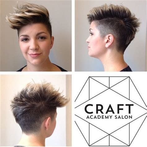 spikey hair styles for a black small round face image gallery spikey girls